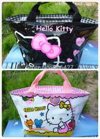 Perfect lunch bag 2PC Cute Hello kitty Girls Handbag