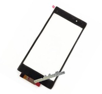 10pcs/lot AAA quality ! For Sony Xperia  Z1 L39 LT39I L39H C6903 c6943Touch Screen Digitizer with logo free ship
