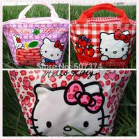 3PC Hello kitty Tote Lunch Box Girls Handbag gift