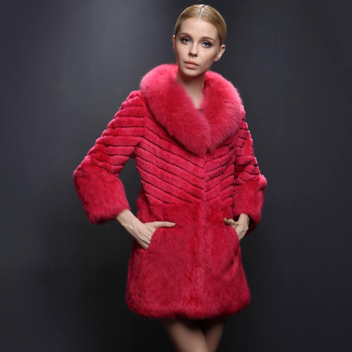 Женская одежда из меха  122