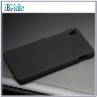 Black Rubber Hard Back Cover Case For Lenovo S850 s850T phone cover