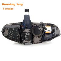Multifunctional Outdoor Sports Running  packages Waist  For Men Women As Fanny Pack Bum Bag Hip Money Belt Travel Handy Hiking
