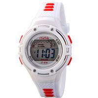 Fashion Kids Watches 30m Waterproof LED Digital Sports Watch For Children Dress Wristwatch Free shipping 3COLORS