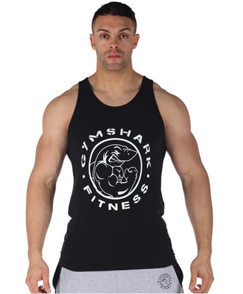 Tops Sporting cotton golds gym vest Gasp músculo camisa sem mangas singlet tanque de fitness top homens musculação colete(China (Mainland))