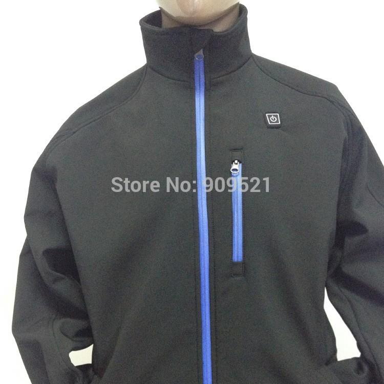 Battery Heated winter outwear Jacket(China (Mainland))