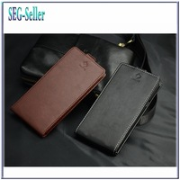 For Wiko Rainbow Case High quality flip wallet pu leather case for wiko Rainbow case