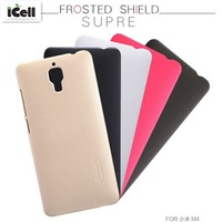 Original Nillkin Brand Super Shield Frosted Hard Case For Xiaomi M4 MI4 With Screen Film & Retail 10pcs/lot free shipping
