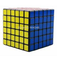 New ShengShou Black White 6 layer 6x6 Magic Cube Twisty Magic Puzzle 6x6x6 Speed Cube Educational Toys Children Gift Toys