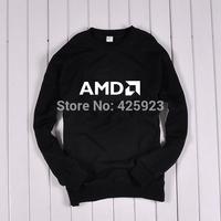Men's Clothing SweatshirtsNew IT Series AMD spring sweater jacket Men