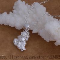 AN037 925 sterling silver Necklace 925 silver fashion jewelry pendant Amazing Animals  /akoajbva gdzaovga