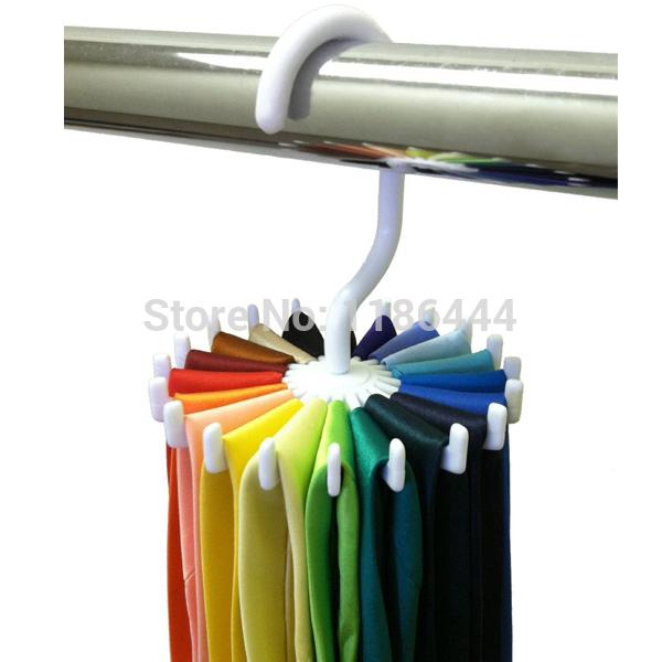 New ABS Clothes Organize Helper Hanger 10pcs Holder Hook Mini Flocking Conector