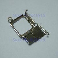 20Pcs/Lot Earpiece Ear Speaker Metal Cover Bracket Holder for iPhone 5S Free Shipping Russia Brazil