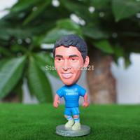Hot sale!New arrival!14-15 season Free shipping football star doll/toy figure of oscar in chelsea football fan souvenirs