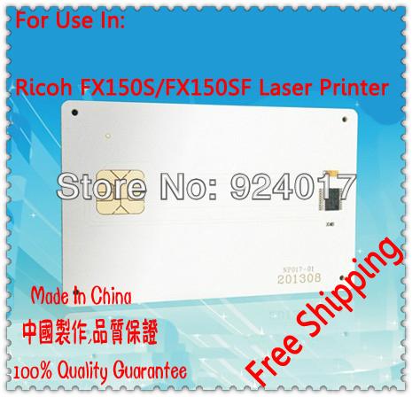 Compatible Copiers Ricoh FX150HC Toner Chip,Smartcard For Ricoh Aficio FX150S FX150SF Printer,For Ricoh FX 150 Reset Toner Chip(China (Mainland))
