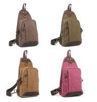Hot! Leisure Fanny Canvas Messenger Shoulder Travel Hiking Waist Pack Bag Pouch CB0074