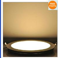 3W Super-thin Led Panel Light:Down Light,Ceiling light 85-265V AC
