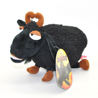 """Free Shipping How To Train Your Dragon Toothless Black Sheep Plush Toy Doll 8"""""""