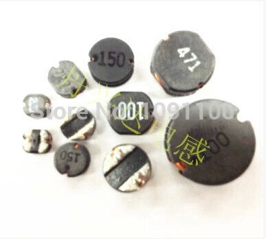 CD54-22UH 33UH 47UH not shielded SMD power inductor winding 5 * 5 * 4(Hong Kong)