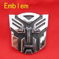 High quality Transformer car Labeling Emblem