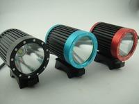 Freeshipping 2000Lumen CREE XM-L T6 LED Front HeadLamp Headlight Bicycle light Bicycle lamp Bike light 8800mAhBattery  Set