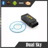XR7 ELM327 Bluetooth obd2 scan tool automotive fault diagnostic code reader Andriod ELM 327 Car Scan Tool Diagnostic scanner