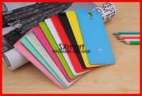 For Xiaomi 4 Mi4 M4 Ultra Thin Slim Battery Candy colorful Back Cover housing For Xiaomi 4 M4