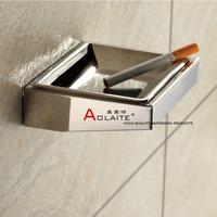 Ao Laite senior fashion simple bathroom wall hanging type ashtray wall hanging type ashtray pipe K11L