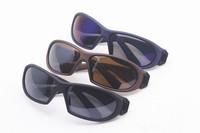 3COLOR N  Unisex Fashion Sport Cycling Glasses Fashion Driving Mirror sunglasses Free Shipping