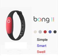 Bong 2 Bluetooth 4.0 IP67 Smart Wristband Bracelet Sports Sleep Tracking Health Fitness Pedometer