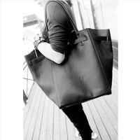 Free shipping 2014 Korean supersnap women's brand fashion Casual all-match brief pull one shoulder big bag lady handbag