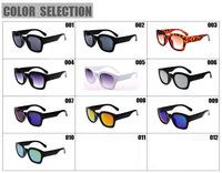 Fashion Summer Sports Sun Glasses Coating Sunglass Gafas Cat Eye Sunglasses Women Brand Designer Vintage Oculos Feminin 9702