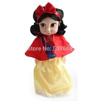 10pcs 2014 New Cartoon Princess Toddler Doll Princess Snow White Doll Girls Gift Baby Toys