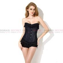 Black Sleepwear Sexy Women