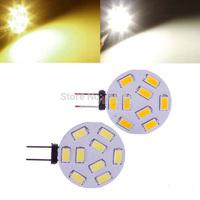 4PCS/lot High Brightness G4 LED Bulb Lamp light, AC/DC 12V 3W SMD5630 Samsung LED Chips, Cabinets Car Light G4 LED 12V