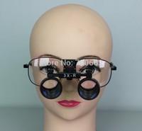 3.0X 300R ENT dental loupes Binocular Medical Surgical Loupes for examination operation