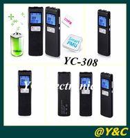 2014 New 16GB digital voice recorder  PMU-2 + DVFS double energy saving technology 350h continous voice recording 1500mah