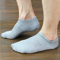 Hot Sale !!! 1 Lot / 10 Pairs Factory Whosale Brand High Quality Men's Socks Invisible Socks short Socks