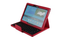For Samsung Galaxy Tab Pro 12.2 P900 P901 Removable Bluetooth Keyboard Leather PU Case Cover stand