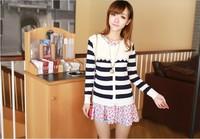 Free shipping new design girls' sweater coat ,outwear  Casual Knitwear sweater coat ,hot selling simple sweater coat
