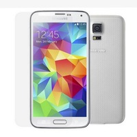 2pcs/lot Clear LCD Screen Protector Film For SAMSUNG Galaxy S 5 / G900, Free Shipping