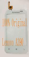 Original Lenovo A390 Touch Screen for Lenovo A390 phone White
