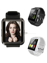 U8 smart watch Bluetooth SmartWatch WristWatch  for iPhone 4/4S/5/5S for Samsung S4/Note 2/Note 3  Android Phone Smartphones