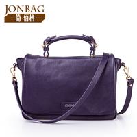 Bolsa Promotion New Arrival Freeshipping Flap Pocket Zipper Bolsas Leather Bag 2014 Female Brief Handbag Messenger Cross-body