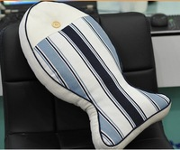Fish pillow Mediterranean style sailing/pillow/cushion for leaning on a navy wind/sofa decorative furnishing articles