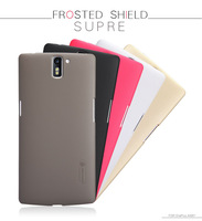 NILLKIN Super Frosted Shield Case For Oneplus A0001 With Screen Protector and Retailed Package freeshipping