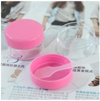 Min Order $15(mixed order) Face cream  Packing bottle  Compressed paper film foam bottle 20 g of bottle  3950YX