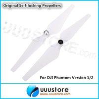 100% original DJI Self-locking Propellers White For DJI Phantom Version 1 Version 2