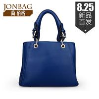 Bolsa Promotion Special Offer Freeshipping Silt Pocket Medium(30-50cm) Zipper Women Handbag Women's Handbag Cowhide 2014 Bags