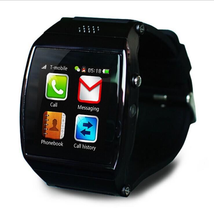 Bluetooth Smart watch dial telephone alarm pedometer camera radio alarm clock full-featured Bluetooth Watches(China (Mainland))