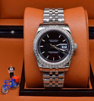 Stainless Steel,Flash Drill,Mechanical Movement, Silver , Mens Watches Top Brand Luxury, Watch, Watches Men Luxury Brand